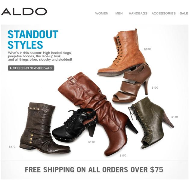 Aldo with images