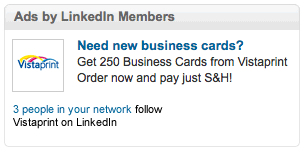 Linkedin Updates Social Advertising