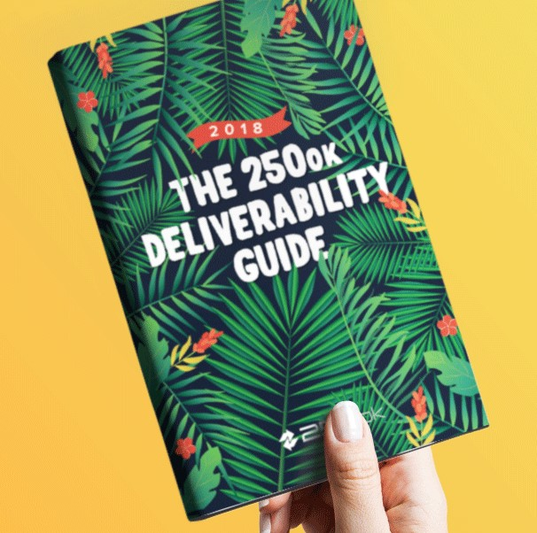 250ok Deliverability Guide